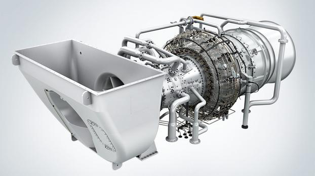 Industrial Gas Turbine 50 Mw Sgt 800 Siemens Linquip